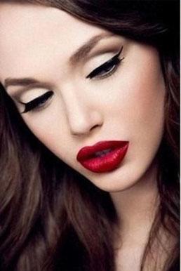 Black Eyeliner Makeup
