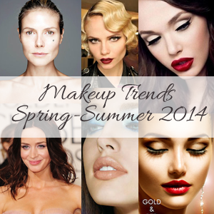 makeup trends spring summer 2014